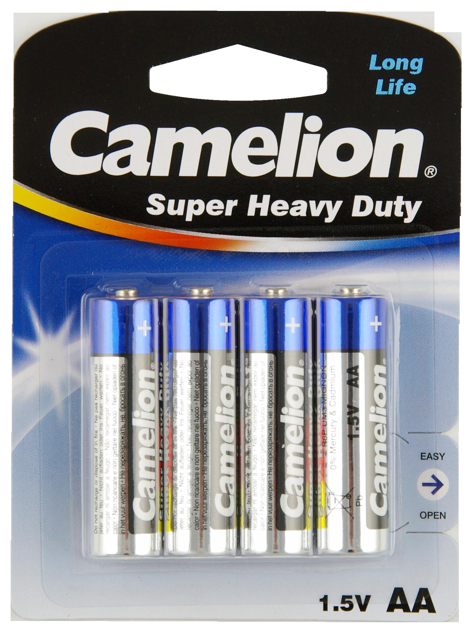 Super Heavy Duty Batteries