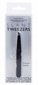 24 x PREMIUM SLANTED TWEEZER - Wholesale Bulk Lot Deal