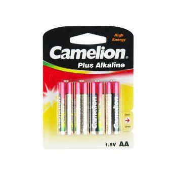 48 Pack - 12 x 4 Pack Camelion AA Alkaline Battery - Wholesale Deals!
