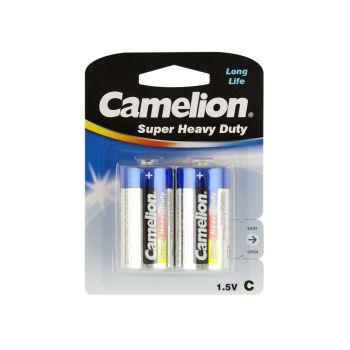 12 Pack - 6 x 2 Pack Camelion C size Super Heavy Duty Battery - Wholesale Deals!