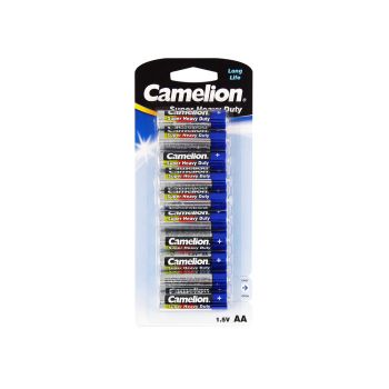 30 Pack - 3 x 10 Pack Camelion AA Super Heavy Duty Battery - Super Value!