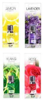 12 x Potpourri Oil 10ml - Assorted Fragrances - Wholesale Bulk Lot Deals