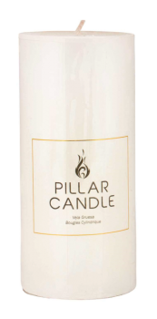 24 x Pillar Candle 7 x 15cm - Wholesale Bulk Lot Deals