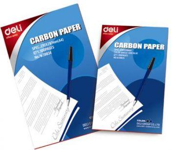 6 x 100 Pack A4 Blue Carbon Film Paper - Wholesale Bulk Lot Deal
