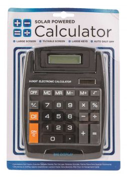 20 x 8 Digit Big Desktop Calculator Large Numbers - Wholesale Bulk Lot Deals