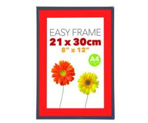 12 x A4 EASY FRAME 21 x 30cm - PICTURE FRAME - Wholesale Bulk Lot Deals