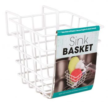 12 x Laminated Wire Sink Basket - Wholesale Bulk lot Deal