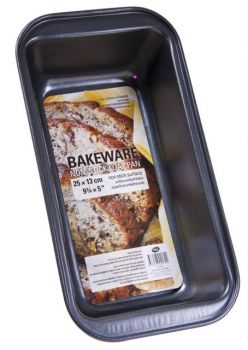 12 x Non-Stick Loaf Pan 25 x 13cm - Wholesale Bulk Lot Deals