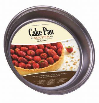 12 x Non-Stick Round Cake Pan - Wholesale Bulk Lot Deal