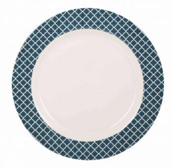 20 x MELAMINE DINNER PLATE 25CM - Wholesale Bulk Lot Deals