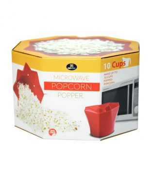 12 x MICROWAVE POPCORN POPPER - Wholesale Bulk Lot Deal