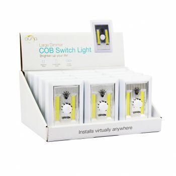 12 x DIMMER SWITCH LIGHT - Wholesale Bulk Lot Deal