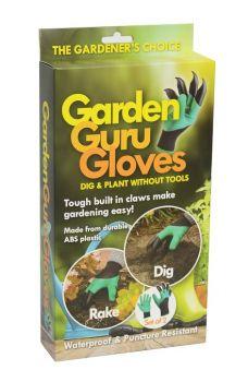 12 x Garden Guru - Set of 2 Gloves - Dig & Plant without tools - Wholesale Bulk Lot Deal
