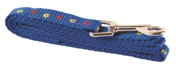 24 x Printed Dog Collar 40cm - 4 Assorted Colours - Wholesale Bulk Lot Deal
