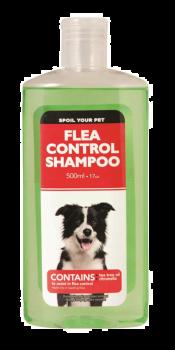 12 x PET SHAMPOO FLEA CONTROL 500mL  - Wholesale Bulk Lot Deal