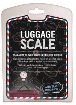 24 x Luggage Scale with Tape Measure - Weighs Up to 32kg - Wholesale Bulk Lot Deals