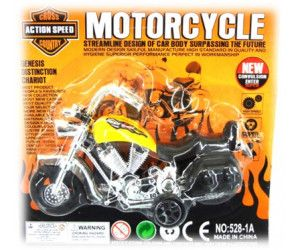 16 x Cross country Motorcycle - 4 ASSORTED COLOURS  - TOY - Wholesale Bulk Lot Deal