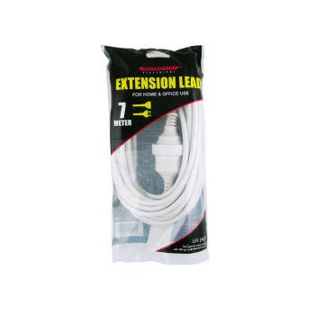 Ultracharge Extension Lead 7m 240v Electric Power Connection