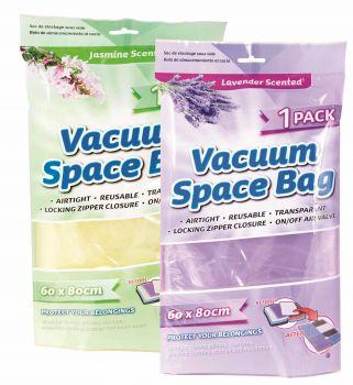 24 x SCENTED VACUUM SPACE BAG - WHOLESALE BULK LOT DEAL